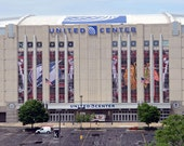 United Center Chicago Blackhawks Tampa Bay Lightning Stanley Cup Final June 15, 2015