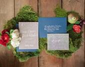 Midsummer Night Dream Wedding Invitation Suite