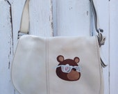 Kustom Kanye Koach Purse - Hand-painted, OOAK, purse #3