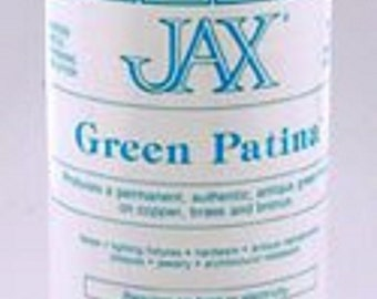 Jax Green Patina Pint - 16 oz