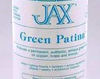 Jax Green Patina Pint - 16 oz