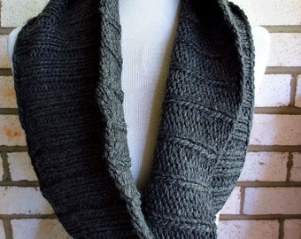 Warm  Merino Cowl Snood under 50 dollars