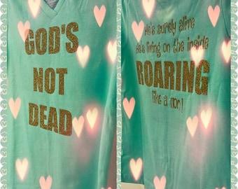 God's Not Dead shirt