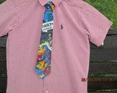 Superman Daily Planet adult  necktie