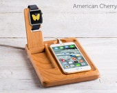 The Timber Catchall for Apple Watch - American Cherry