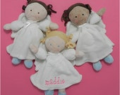 Personalized Princess Angel Dolls Monogram - Baby-Shower-newborn