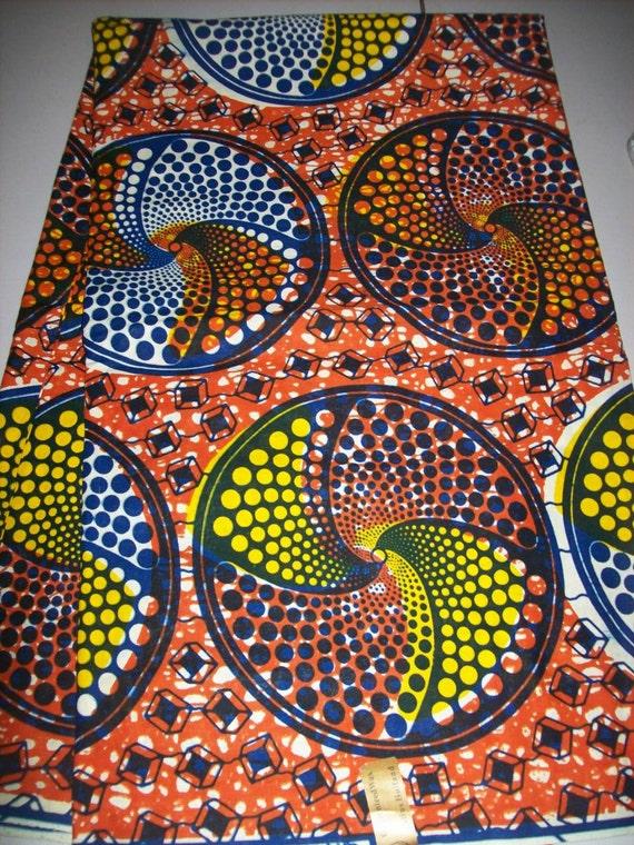 Dutch wax print african fabric per yard wax print online african
