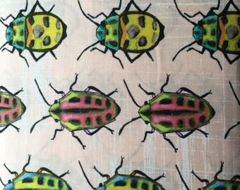 Michael Miller- bugs- blush -scarab beetles