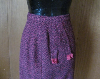 Evan Picone Wool Skirt