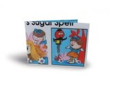 RESERVED The Magic Roundabout Card Holder - Oyster Card, Metro, Subway Pass, Rail Travel