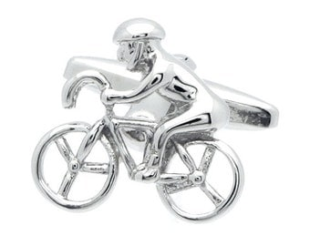 Bicycle Cufflinks n00011