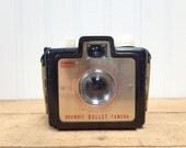 Vintage Kodak Brownie Bullet Retro Camera