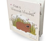 Childrens Picture Book 'Once a Wommie Wombat'
