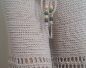 On Sale , crochet pants.