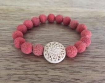 lotus bracelet
