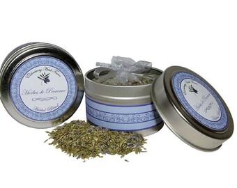 Herbes de Provence Tin