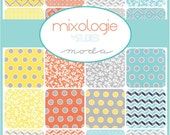 MIXOLOGY - Fat Quarter Bundle - by Studio M for Moda Fabrics - 26 FQs