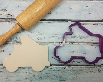 Arty McGoo's Ice Cream Truck Cookie Cutter and Fondant Cutter and Clay Cutter