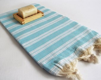 SALE 50% OFF New Color Bathstyle Turkish BATH Towel Peshtemal - Beach, Spa, Swim, Pool Towels and Pareo