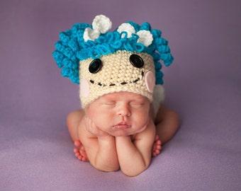 Newborn LaLaLoopsy Hat