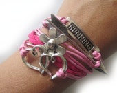 RUNNING - Running bracelet - the perfect little gift for runners