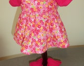 Sale Bitty Baby Dress with Shirt