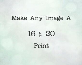 16x20 Print, 16x20 Photography Poster, Large Format Art, Large Photography Print, 16x20 Wall Art, Large Poster, Big Wall Art, 16x20 Print