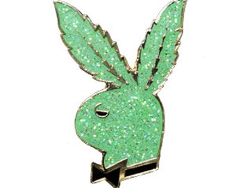 Players Only Lapel Pin (green)