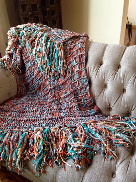Turquoise Home Decor Turquoise Throw Turquoise By Cricketshome
