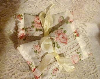 Bulk Lavender Sachets, Lavender Sachets, Wedding Favors, Handmade lavender filled Fabric, French Lavender Sachet