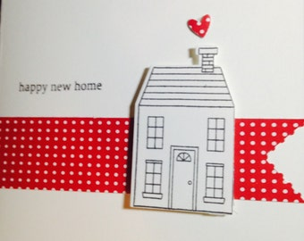 Happy New Home   StampinUp
