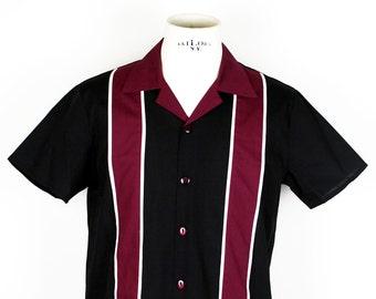 Double Panel Pinstripe Shirt *Ready to Ship*