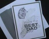 Father's Day Card or Dad Birthday Card