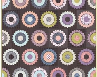 Gardenvale Project Sheet Quilt Pattern by Jen Kingwell