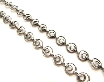 Double Circle link Chain