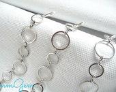 Tassel earrings, chain earrings, long, silver, silver plated, very long, 2015 trend, silver plated, wedding, bridesmaid, elegant, unusual,