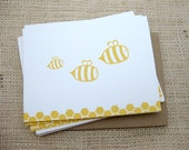 42 Shower Bee Cards for Jennifer