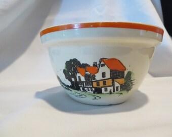 Vintage Bowl by R. H. Macy, Vintage, Bowl, Macy, R H Macy