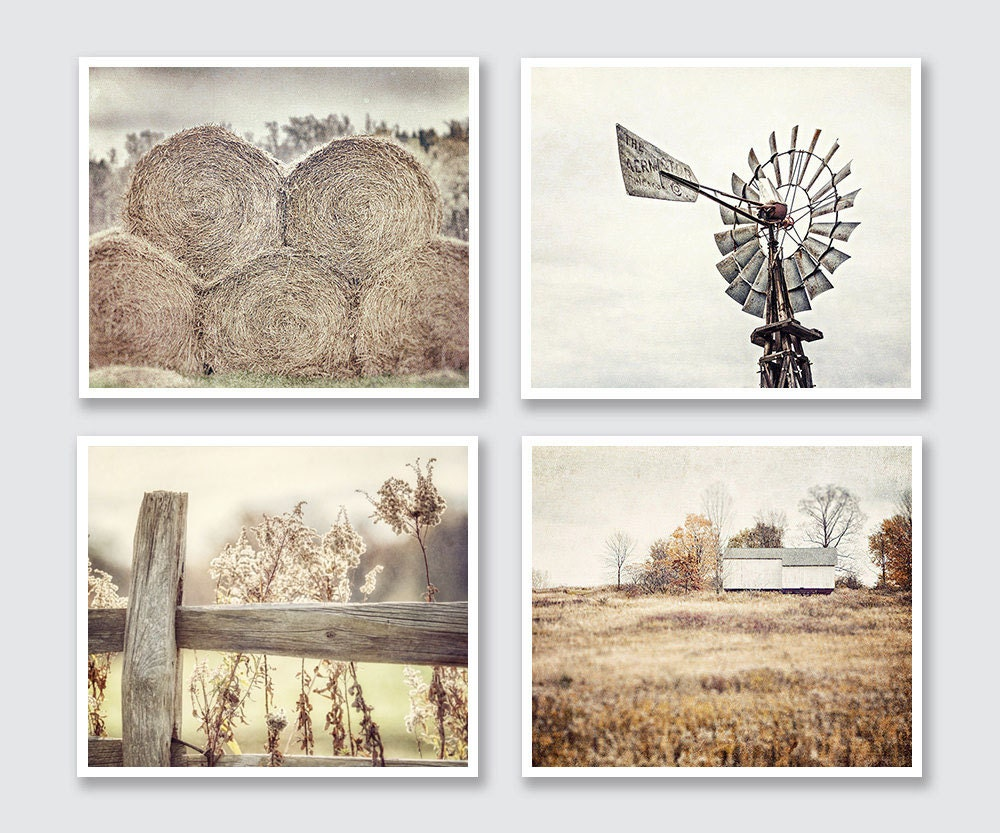 Farmhouse Decor Country Decor Rustic Wall Art by LisaRussoFineArt