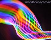 Neon LED hoop, by Moodhoops