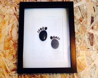 Gift- 'There's really nothing quite so sweet as tiny little baby feet'