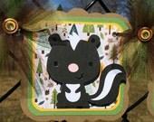 Woodland / forest animals / birthday / baby shower banner, photo prop, gender reveal