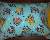 My Little Pony Travel pillow Case Toddler pillow case  100% cotton