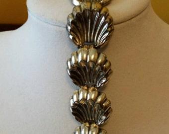 Napier Shell Sterling Bracelet