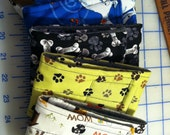 All Sizes-  waterproof / leakproof Male Dog Belly Band   BASIC or COMFORT FIT-- You pick fabric- 100's to choose from