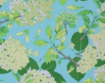 Westwood Floral Mix in Blue by Martha Negley for Westminster