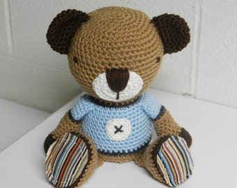 Crocheted/Stuffed/Bear