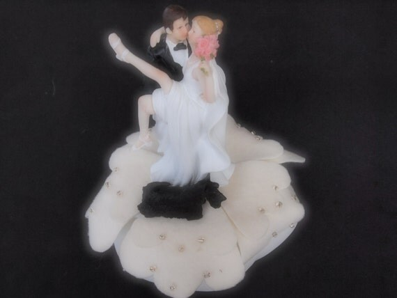scottish terrier wedding cake toppers cake topper wedding ivory groom scottish terrier 19692