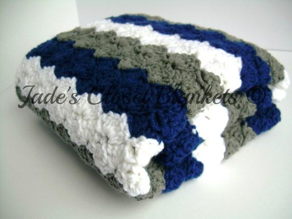 Blue Crochet Baby Blanket New Crochet Baby Blanket Baby
