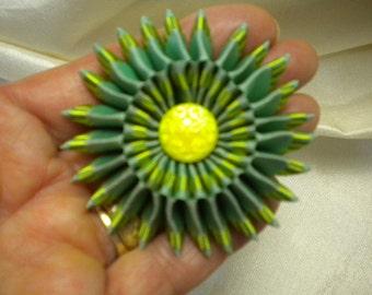 Miniature Ribbonwork Cocarde